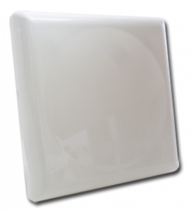Antena UHF Monoestática Compacta