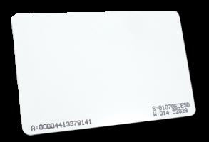 Cartão de Proximidade ClamShell ISO