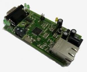 Placa SEC II - Conversor TCP/SERIAL