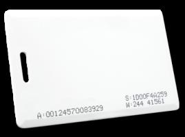 Cartão de Proximidade ClamShell HP